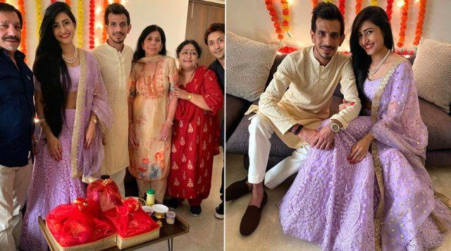 yuzvendra chahal and dhanshri verma