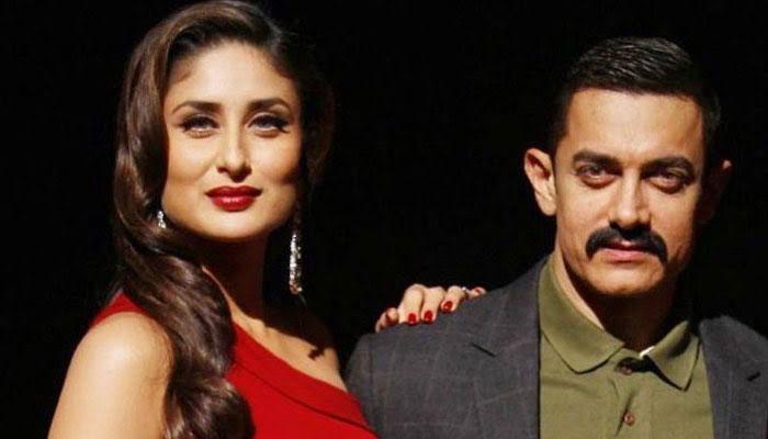 aamir khan and kareena kapoor khan in lal singh chadda